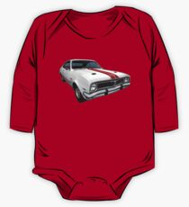 Australian Muscle Car - HT Monaro One Piece - Long Sleeve
