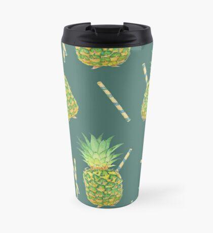 pineapple juice Travel Mug