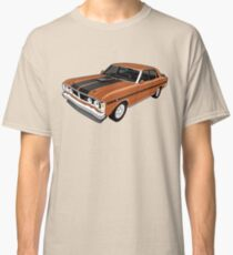 Ford Falcon XY GT - Nugget Gold Classic T-Shirt