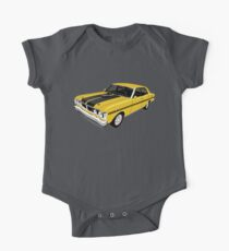 Ford Falcon XY GT - Yellow One Piece - Short Sleeve