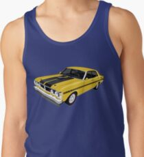 Ford Falcon XY GT - Yellow Tank Top