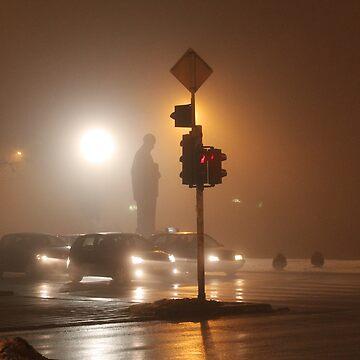 Memories in the Fog by miodrag