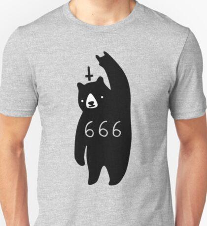 Black Bear Metal T-Shirt