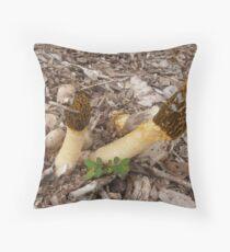Fungilicious??? Throw Pillow