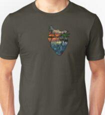 Outdoor Heart Slim Fit T-Shirt