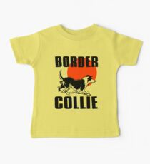 BORDER COLLIE Baby Tee
