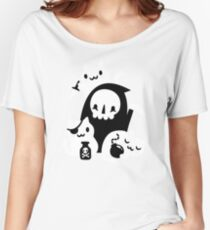 Deaths Little Helpers Women's Relaxed Fit T-Shirt