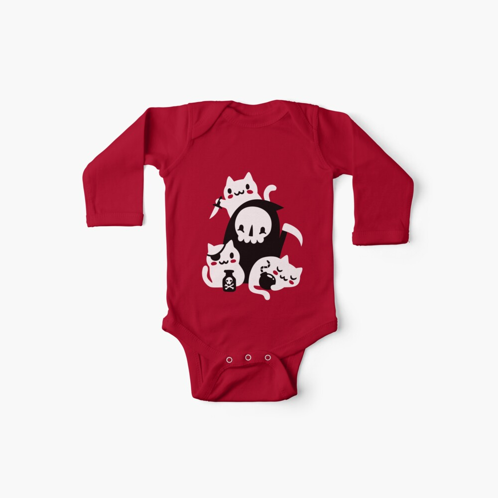 Deaths Little Helpers Baby One-Piece