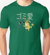 Trash Love Slim Fit T-Shirt