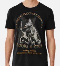 URGERMANISCH HONIG UND MET personalisiert Premium T-Shirt