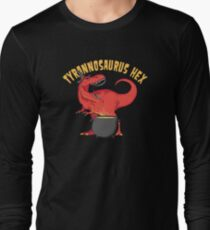 Tyrannosaurus Hex Long Sleeve T-Shirt