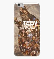 Teen wolf forest iPhone Case