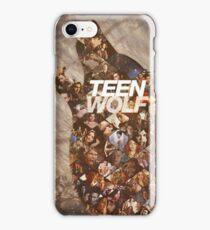 Teen wolf forest iPhone Case/Skin