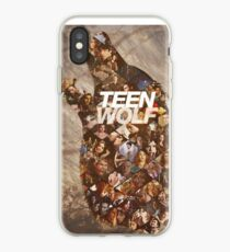 Teen Wolf Wald iPhone-Hülle & Cover