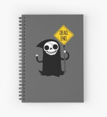 Dead End Spiral Notebook