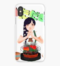 Let's eat! iPhone Case/Skin