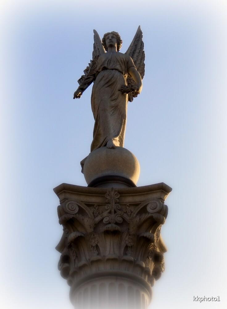 Skyward Angel by kkphoto1