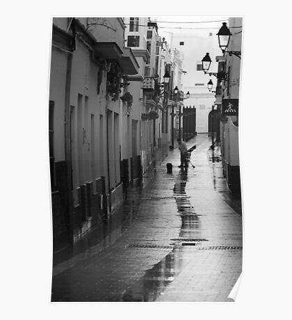 Calle Prim - Rota Poster