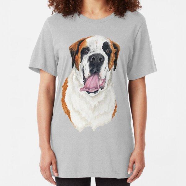 Saint Bernard Slim Fit T-Shirt