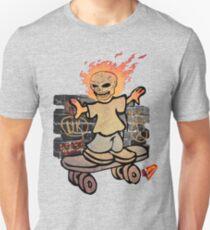 devil skater boy by ian rogers T-Shirt