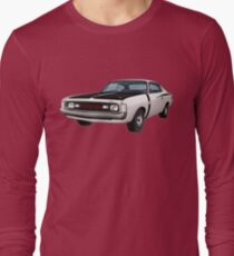 Chrysler Valiant VH Charger - White Long Sleeve T-Shirt