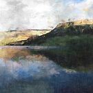 View Across the Reservoir by Welshpixels