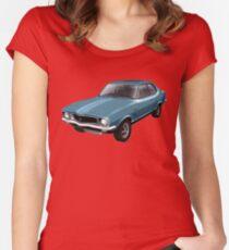 Holden LJ Torana GTR-XU1 Women's Fitted Scoop T-Shirt