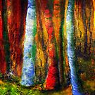 The Light in the Forest by Josie Duff