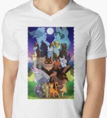 Warriors Generations V-Neck T-Shirt