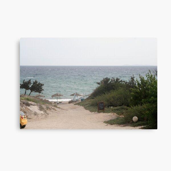 Kos - North of Magic Beach Canvas Print