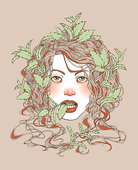 Peppermint Girl by Andi S.