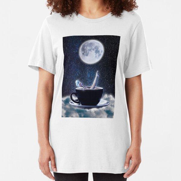 Galactic Bath Slim Fit T-Shirt