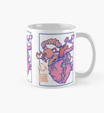 heart. Classic Mug