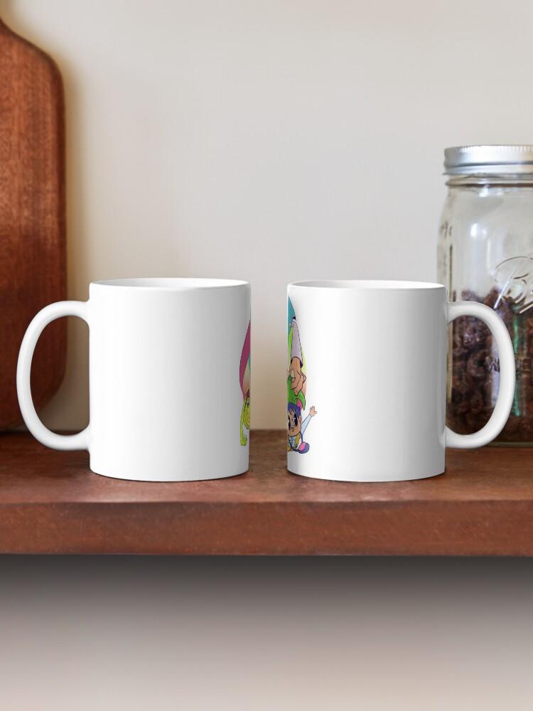 Alternate view of Over the Garden Warp Mug