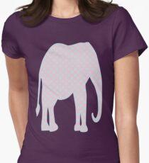 Pale Blue Polka Dots T-Shirt