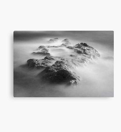 That Silver Light Canvas Print