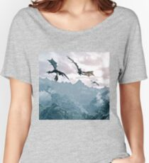 Flying dragon Women's Relaxed Fit T-Shirt