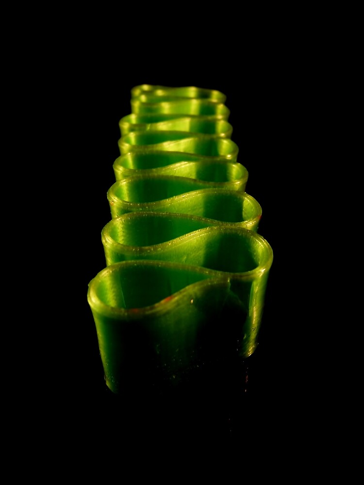 Green Ribbon by Barbara Morrison