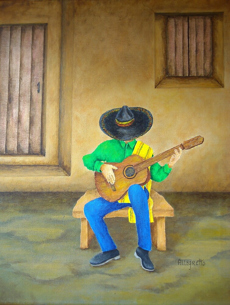 Mexican Serenade by Allegretto