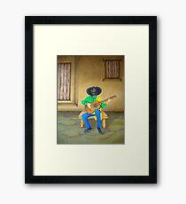 Mexican Serenade Framed Print
