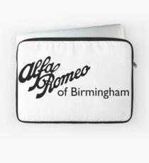 Alfa Romeo of Birmingham - Classic Script Laptop Sleeve