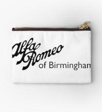 Alfa Romeo of Birmingham - Classic Script Studio Pouch