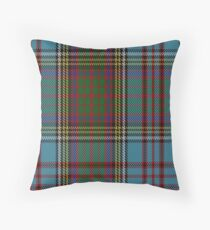 00005 Anderson Clan/Family Tartan  Throw Pillow