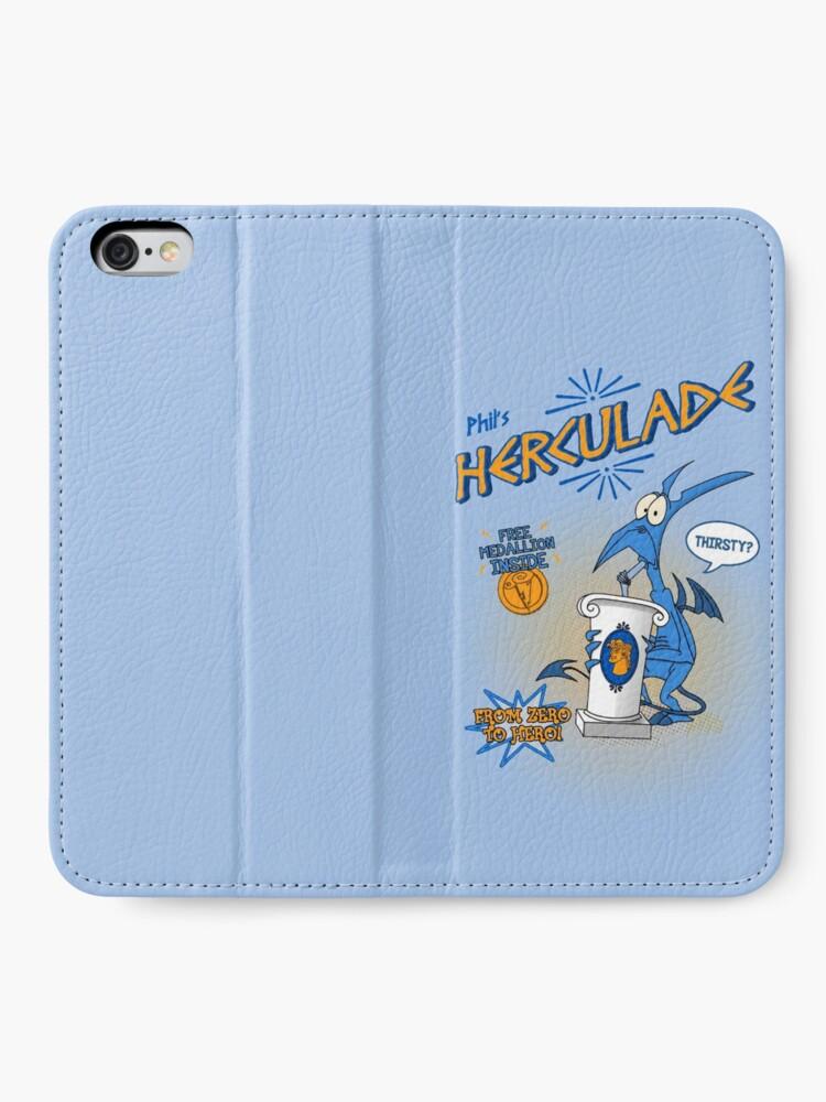Alternate view of Herculade iPhone Wallet