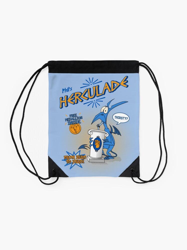 Alternate view of Herculade Drawstring Bag
