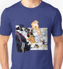 Chrono Hearts  T-Shirt