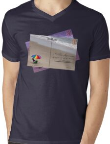 Privacy ~ Just the Two of Us Mens V-Neck T-Shirt