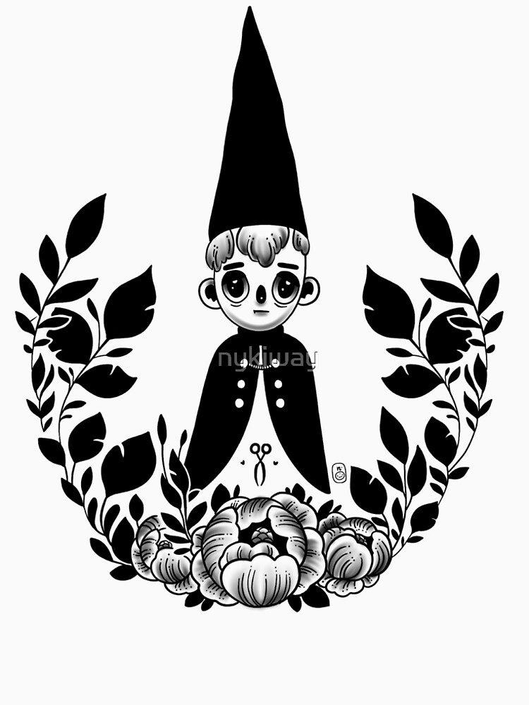 Wirt from Over the Garden Wall™ - Tattoo Design by nykiway