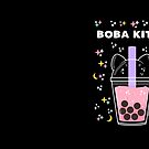 Boba Kitty by PupcakesCupcats