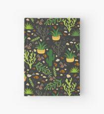 Prairie plants Hardcover Journal